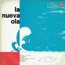 Discos de vinilo: LA NUEVA OLA. - LP 12 33 R.P.M. LOS TNT. RAÚL LEVIÉ Y SU CONJUNTO. JOHNY TEDESCO. PACO AMOR. HERMANO. Lote 144966638