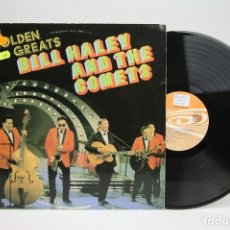 Discos de vinilo: DISCO LP DE VINILO - 20 GOLDEN GREATS BILL HALEY AND THE COMETS - ASTAN/PDI - AÑO 1985. Lote 144967760