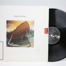 Discos de vinilo: DISCO LP DE VINILO - STING / THE SOUL CAGES - A&M - AÑO 1991. Lote 144968096