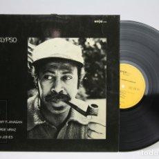 Discos de vinilo: DISCO LP DE VINILO - ECLIYPSO / TOMMY FLANAGAN, GEORGE MRAZ, ELVIN JONES - ENJA - ALEMANIA. Lote 144968668