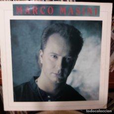 Discos de vinilo: MARCO MASINI. Lote 144982390