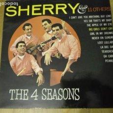 Discos de vinil: MUSICA LP - THE 4 SEASONS - SHERRY & 11 OTHERS - 1988 BR MUSIC BRLP 79 - 20GR. Lote 145015030