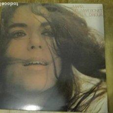 Discos de vinilo: MUSICA LP - MARIA DEL MAR BONET - ANELLS D'AIGUA - ARIOLA I-206626 - 250GR. Lote 145022086