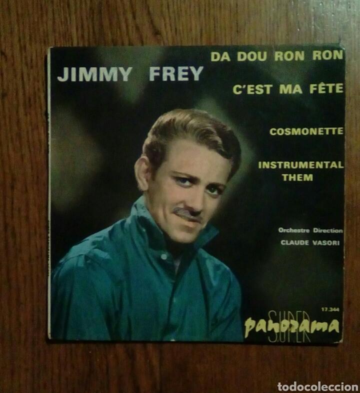 JIMMY FREY - DA DOU RON RON, 1964. FRANCE. (Música - Discos de Vinilo - EPs - Pop - Rock Internacional de los 50 y 60)