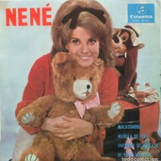 Discos de vinilo: NENE / MUÑECA DE CERA + 3 (EP 1965). Lote 145036618