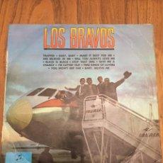 Discos de vinilo: DISCO DE LOS BRAVOS. Lote 145053278