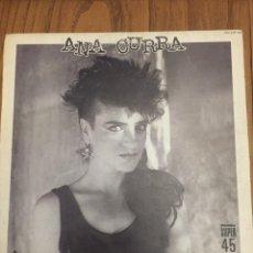 Discos de vinilo: DISCO DE ANA CURRA. Lote 145053562