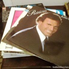 Discos de vinilo: LOTE DE MÁS DE 40 VINILOS EN PERFECTO ESTADO. Lote 145066682