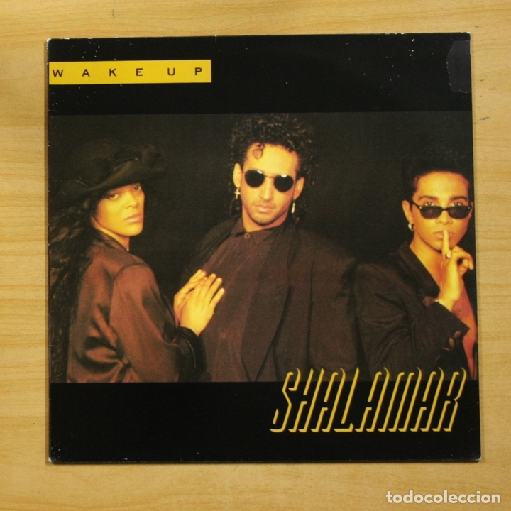 SHALAMAR - WAKE UP - LP (Música - Discos - LP Vinilo - Funk, Soul y Black Music)