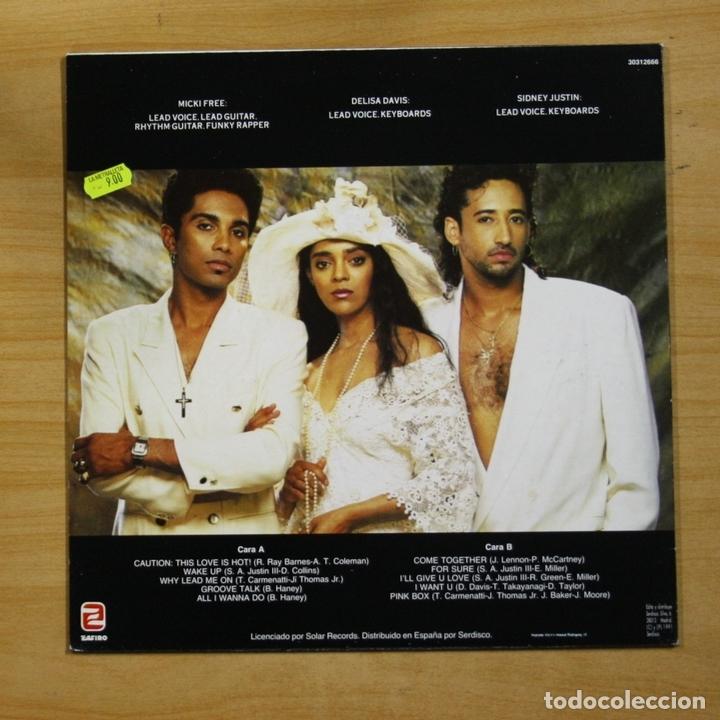 Discos de vinilo: SHALAMAR - WAKE UP - LP - Foto 2 - 145067176