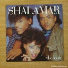 Discos de vinilo: SHALAMAR - THE LOOK - LP. Lote 145087445