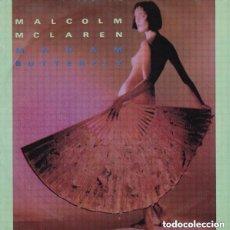 Discos de vinilo: MALCOLM MCLAREN, MADAME BUTTERFLY, MAXI VIRGIN RECORDS SPAIN 1984 . Lote 145087674