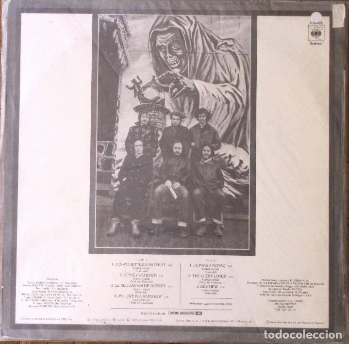 Discos de vinilo: Gwendal. Gwendal 4. CBS, S 84099. España, 1979. Funda VG++. Disco VG++. - Foto 2 - 145122066