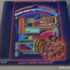 Discos de vinilo: LP VINILO ERASE UNA VEZ EN HOLLYWOOD THAT'S ENTERTAINMENT! DIMITRI PAPADOPOULOS. Lote 145129430