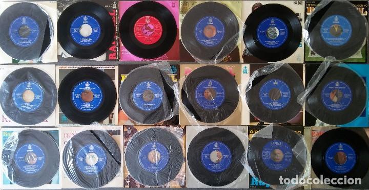 Discos de vinilo: Lote singles Raphael - Foto 2 - 145147270