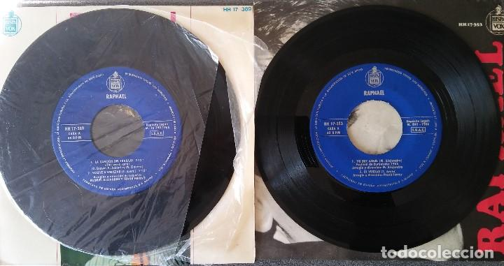 Discos de vinilo: Lote singles Raphael - Foto 12 - 145147270