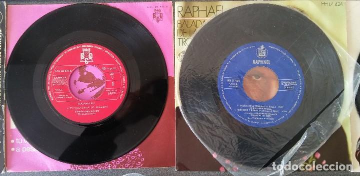 Discos de vinilo: Lote singles Raphael - Foto 13 - 145147270