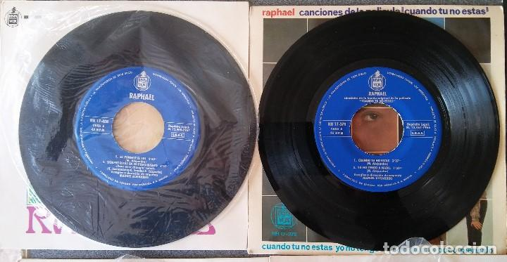 Discos de vinilo: Lote singles Raphael - Foto 15 - 145147270