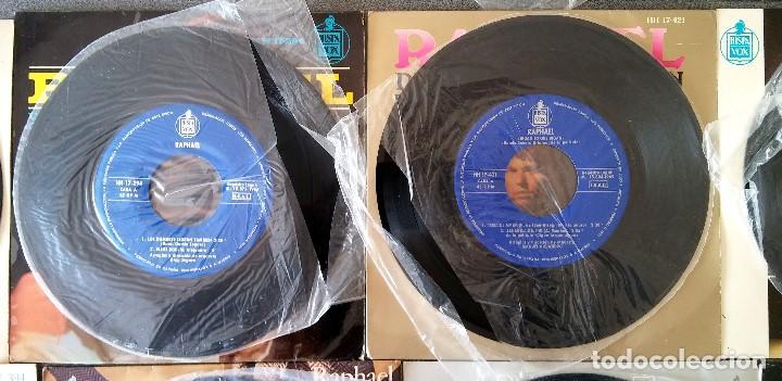 Discos de vinilo: Lote singles Raphael - Foto 16 - 145147270