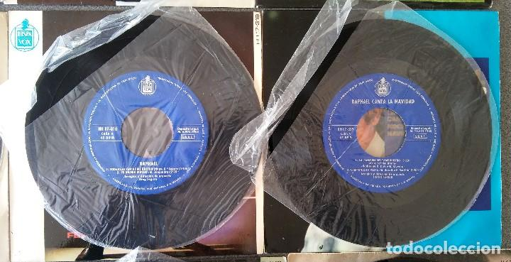 Discos de vinilo: Lote singles Raphael - Foto 17 - 145147270
