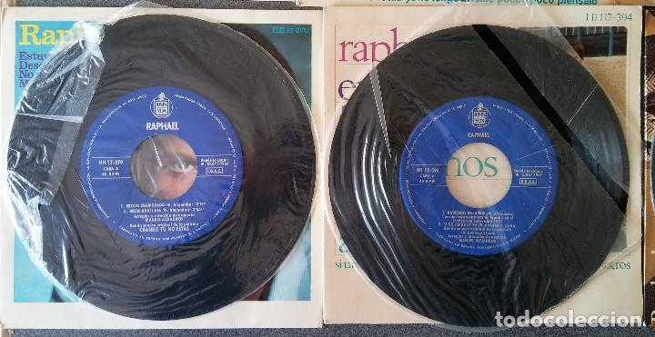 Discos de vinilo: Lote singles Raphael - Foto 18 - 145147270