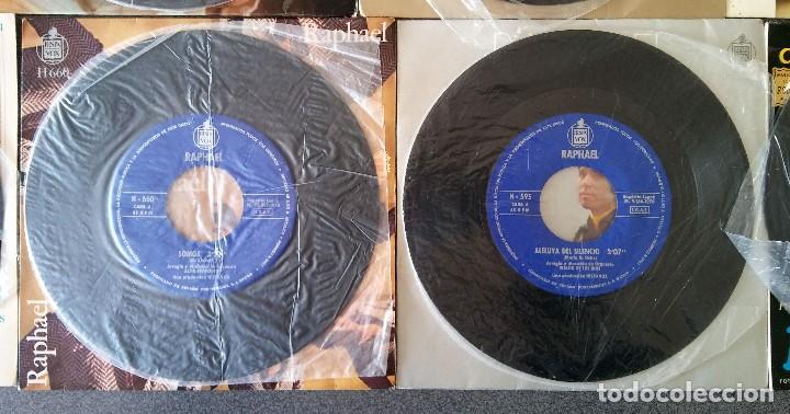 Discos de vinilo: Lote singles Raphael - Foto 19 - 145147270