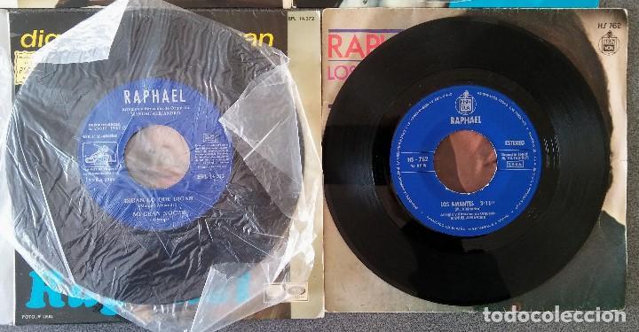 Discos de vinilo: Lote singles Raphael - Foto 20 - 145147270