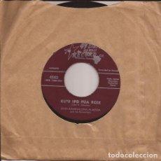 Discos de vinilo: SINGLE JOHN KAMEAALOHA ALMEIDA 49 STATE HAWAII RECORD 4565 USA 195??? EXOTICA. Lote 145147574