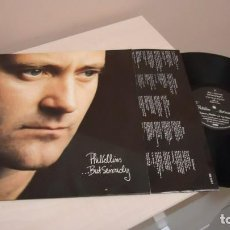 Dischi in vinile: PHIL COLLINS -BUT SERIOUSLY- 1989- WARNER- MADE IN GERMANY -. Lote 145161162