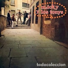 Discos de vinilo: MICKY Y LOS TONYS VINYL, LP, LIMITED EDITION, COMPILATION . Lote 145174266