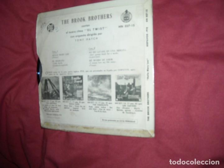 Discos de vinilo: THE BROOK BROTHERS EP HELLO MARY LOU 1961 SPA VER FOTOS - Foto 2 - 145186350