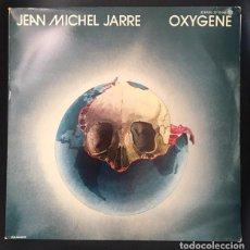 Discos de vinilo: JEAN MICHEL JARRE - OXIGEN (COMO NUEVO). Lote 145189310
