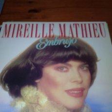 Discos de vinilo: MIREILLE MATHIEU. EMBRUJO. C11V. Lote 145192402