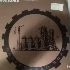 Discos de vinilo: STEVE EARLE COPERHEAD ROAD MAXI TRES TEMAS . Lote 145195950
