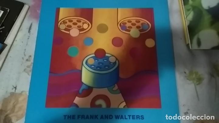 FRANK AND WALTERS INDIE ROCK 4 TEMAS (Música - Discos de Vinilo - Maxi Singles - Pop - Rock Extranjero de los 90 a la actualidad)