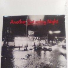 Discos de vinilo: ANOTHER SATURDAY NIGHT 16 CAJUN & LOUSIANA JUKE BOX HITS ( 1982 OVAL UK ) CLINT WEST VIN BRUCE . Lote 145200490
