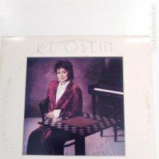 Discos de vinilo: K.T. OSLIN 80'S LADIES ( 1987 RCA USA ). Lote 145201474
