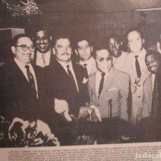 Discos de vinilo: 50 AÑOS DE LA SONORA MATANCERA ALBUM 2LPS 1975 GATEFOLD LP T84 VG. Lote 75621639