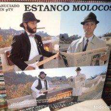 Discos de vinilo: ESTANCO MOLOCOS. PACETTI MUSICA 1992, REF. SPL-113. LP. Lote 145226798