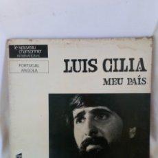 Discos de vinilo: LUIS CILIA MEU PAÍS LP. Lote 145232434