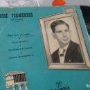 Discos de vinilo: E P (VINILO) DE JOSE FERNANDEZ (EL TORDIN). Lote 145233546