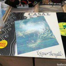 Discos de vinilo: TINO CASAL MAXI TIGRE BENGALI 1983. Lote 145241006