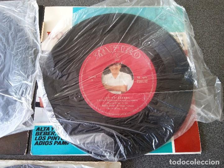 Discos de vinilo: Lote singles Jotas Navarras Música Vasca Raimundo Lanas Pedro Mateo Los Contrapuntos - Foto 7 - 145266950