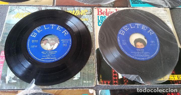 Discos de vinilo: Lote singles Jotas Navarras Música Vasca Raimundo Lanas Pedro Mateo Los Contrapuntos - Foto 8 - 145266950