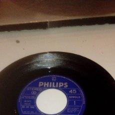 Discos de vinilo: BAL-7 DISCO CHICO 7 PULGADAS SOLO DISCO MARCOS IN MEMORIAN. Lote 145267206