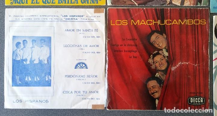 Discos de vinilo: Lote singles Antonio Machin Jorge Negrete Los Van Van Jorge Cafrune y Marito Los 3 Sudamericanos - Foto 6 - 145268166