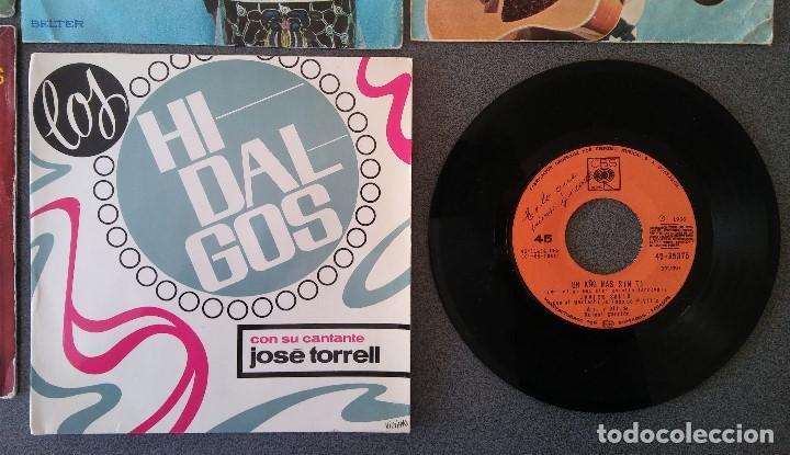 Discos de vinilo: Lote singles Antonio Machin Jorge Negrete Los Van Van Jorge Cafrune y Marito Los 3 Sudamericanos - Foto 7 - 145268166