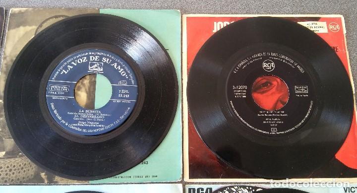 Discos de vinilo: Lote singles Antonio Machin Jorge Negrete Los Van Van Jorge Cafrune y Marito Los 3 Sudamericanos - Foto 9 - 145268166