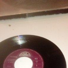 Discos de vinilo: BAL-7 DISCO CHICO 7 PULGADAS SOLO DISCO ORQUESTA MAESTRO SELLES MORENIN. Lote 145268602