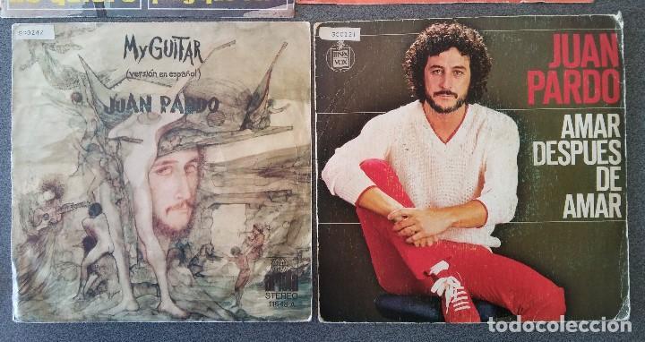 Discos de vinilo: Lote singles cantautores Victor Manuel Jairo Mochi Willy Sommers Maria Ostiz Tommy Lara June - Foto 11 - 145268898
